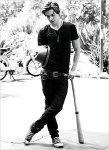Zac Efron per EW 5