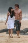 Zac e Vanessa Hawaii 2