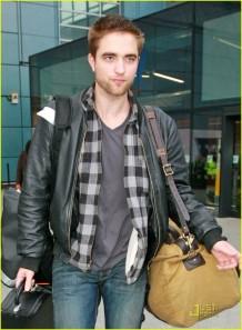Robert Pattinson Hair Cut