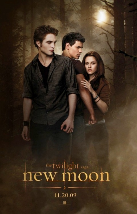 New Moon Official Poster