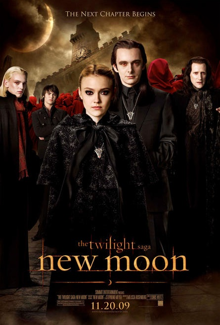 New Moon Poster - The Volturi