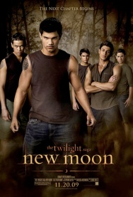 New Moon Poster - The wolf pack