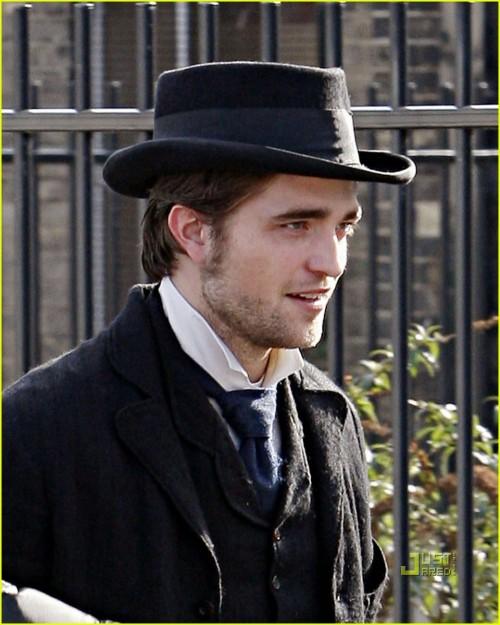 Che è Robert Pattinson incontri